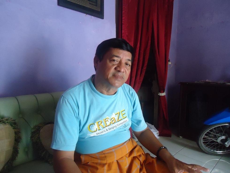 Aktivis Kampung yang Mirip A Rafiq