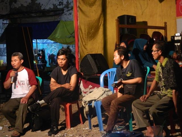Pekakota Forum 6 : Ajak Warga Peduli Kampung