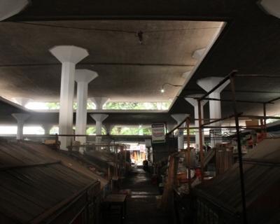 Pasar Jatingaleh dan Pasar Randusari : Kearsitekturan dan Kesejarahannya