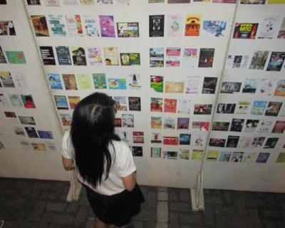 Ribuan Poster Even Budaya Semarang Dipamerkan