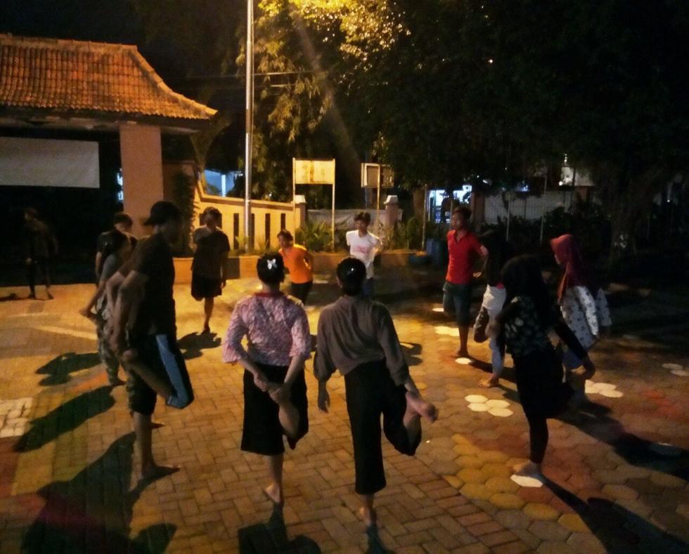 Karang Taruna Tunas Muda: Manifestasi Rindu