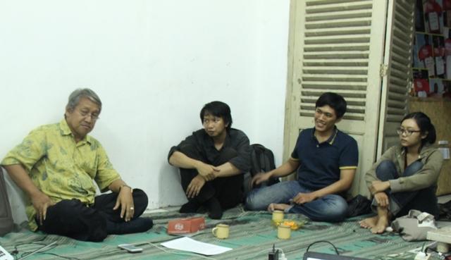 Pekakota Forum 9 : Randusari, Uji Coba Karsten Sebelum Jatingaleh dan Johar