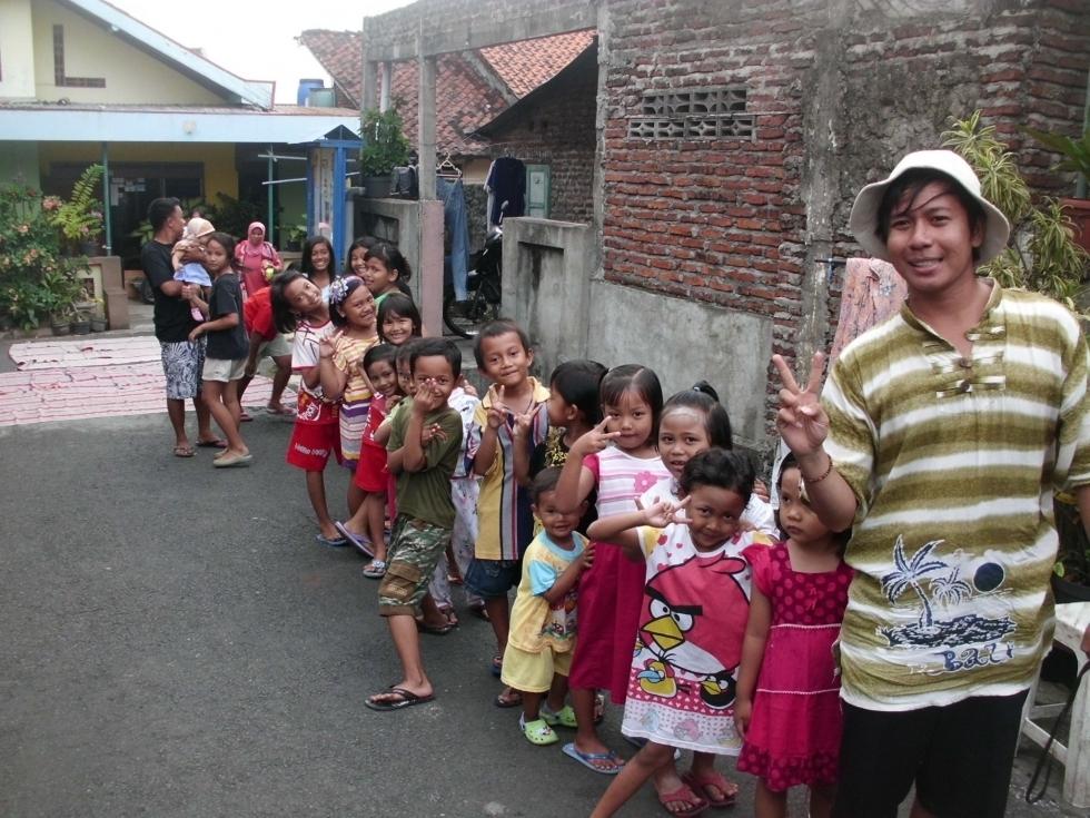 Pemuda Pegiat Kampung Karangsari